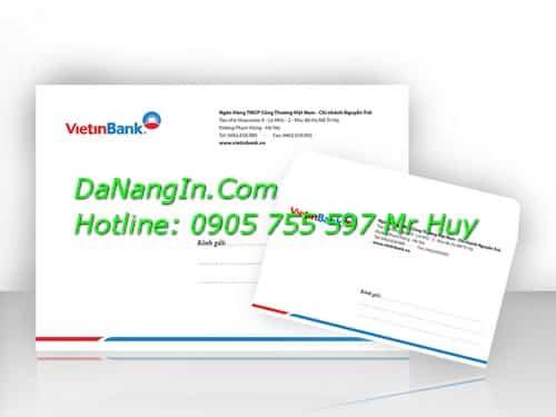 In bì thư công ty tại đà nẵng giá rẻ lấy nhanh gấp
