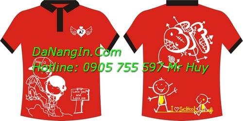 Đồng phục công ty áo lớp nhóm quán nhậu LH 0905 755 597 Mr Huy