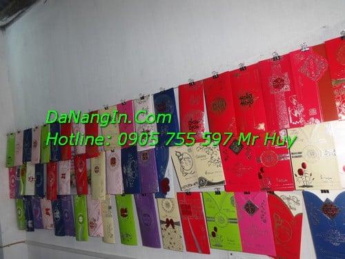 Thiệp cưới ở đà nẵng giá tốt nhất lấy ngay gấp LH 0905 755 597