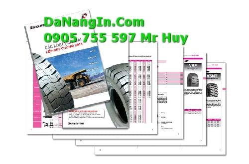 In Catalogue Tạp Chí Menu Tại Đà Nẵng Giá Rẻ Lấy Gấp 247