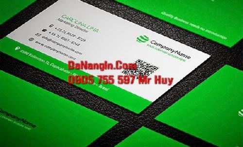 In Card Visit Lấy Liền Gấp Tại Quận Liên Chiểu Giá Rẻ 0935 44 77 49