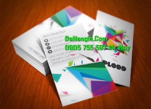 in card visit lấy gấp tại đà nẵng giá rẻ 0905 755 597 mr huy