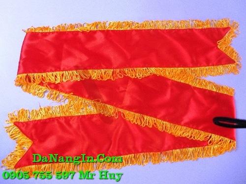 Làm Băng đeo chéo hoa hậu lễ tân tại Đà Nẵng lấy gấp