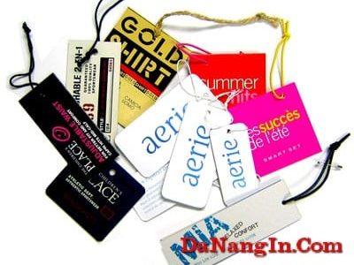 Thẻ treo Price Tag Tại Đà Nẵng An Tín Print 0905 755 597 A Huy`