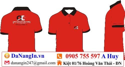 in logo lên áo thun đồng phục lớp nhân viên giá rẻ LH 0905 7555 97 A Huy - danangin.vn,làm áo thun quán nhậu cafe nhà hàng khách sạn lấy gấp,