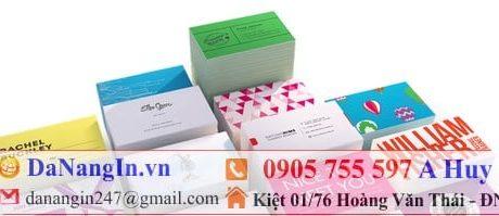 in name card,in card visit,làm nhãn dán decal,in danh thiếp lấy gấp,in logo lên giấy dán chai, thiết kế name card tại liên chiểu hòa minh,quảng cáo giá rẻ 0905 755 597 Huy - danangin.vn