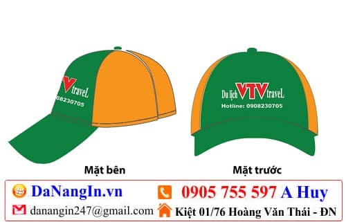 ở đâu in mũ nón tại đà nẵng An Tín 0905 755597 A Huy cung cấp mũ nón tại liên chiểu,in ấn logo lên mũ giá rẻ,in mũ du lịch tour giá rẻ,in ấn miền trung