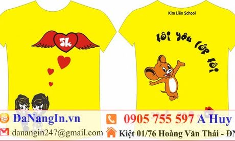in áo lớp tại đà nẵng 0905 755 597 Huy danangin.vn