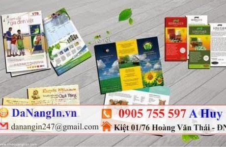ở đâu in tờ rơi giá rẻ tại hòa minh liên chiểu 0905 755 597 A Huy danangin.vn