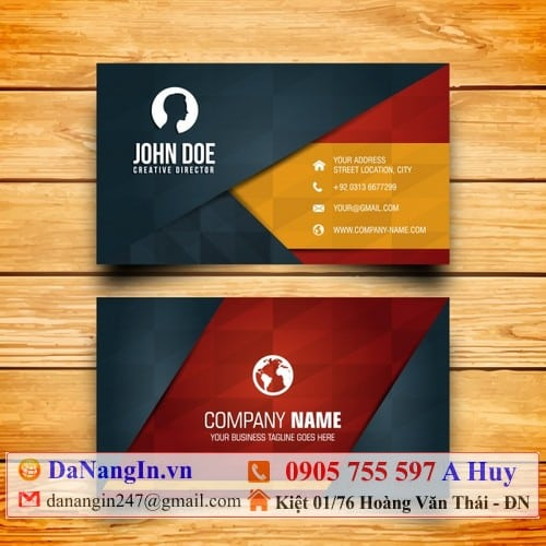 card visit giá rẻ tại liên chiểu 0905 755 597