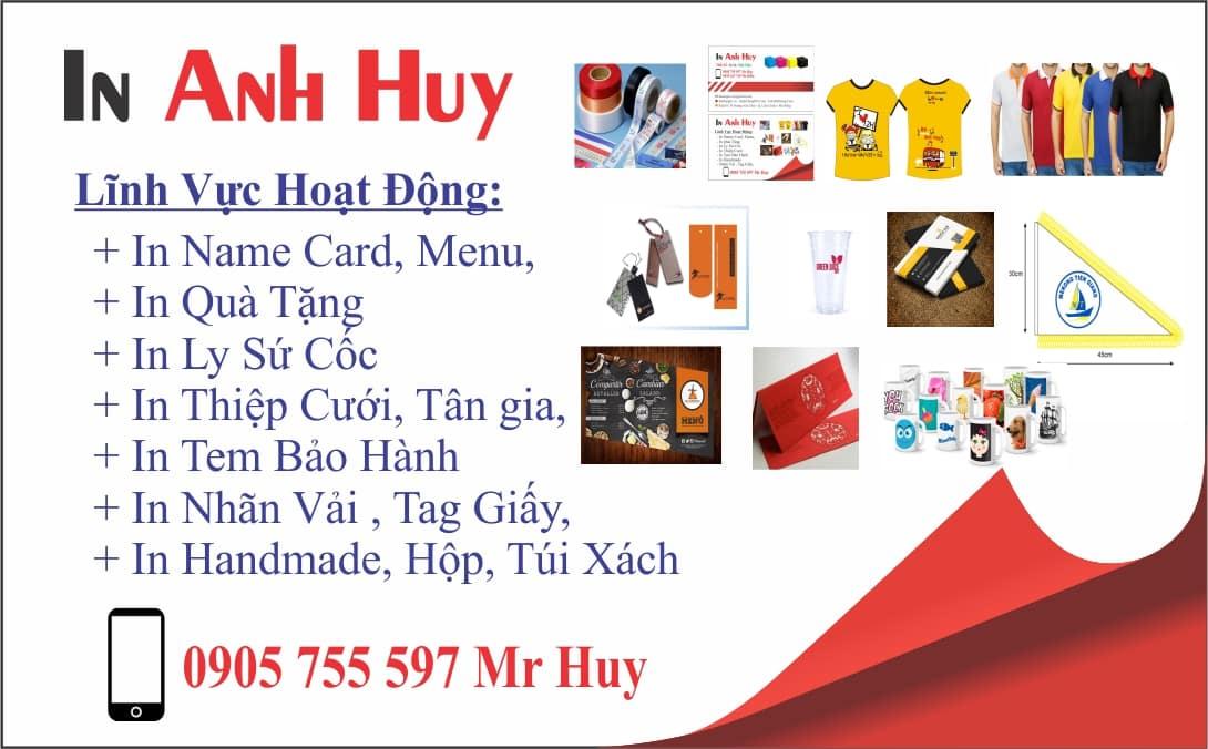 giá in card visit tại đà nẵng