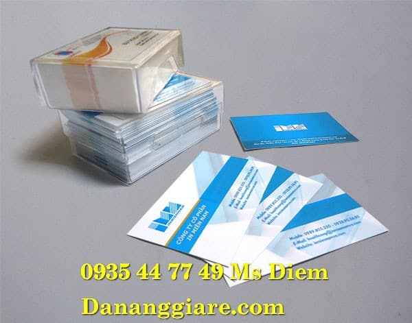 in name card visit danh thiếp giá rẻ 0905 755 597 Mr Huy