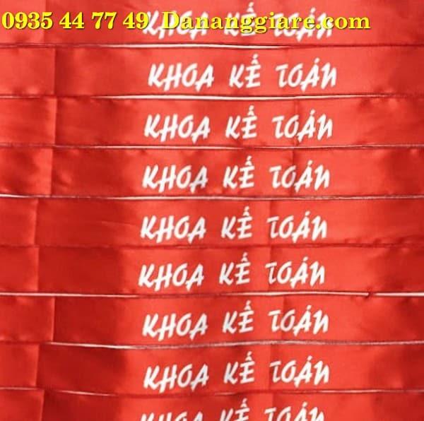 dây đeo đầu băng rôn cỗ vũ lấy gấp 0935 44 77 49 Ms Diễm