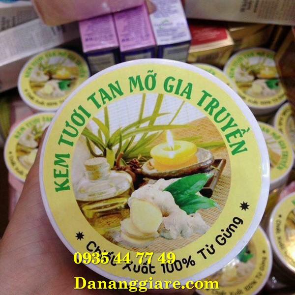 Kem tan mỡ Đà Nẵng 0935 44 77 49 Ms Diễm