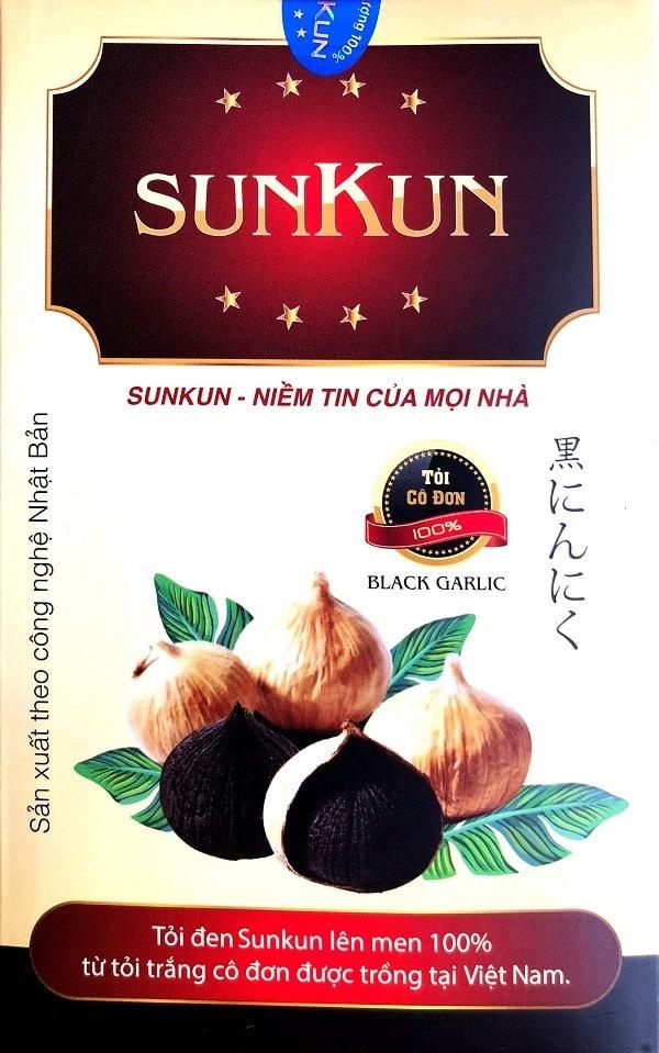 Tỏi cô đơn SUNKUN 500gr Đà Nẵng 0905 755 597 Mr Huy, danangin.com,