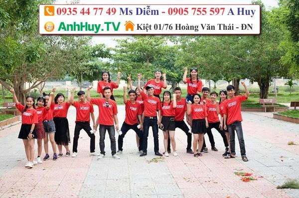 In Áo Đồng Phục Tại Đà Nẵng Lấy Gấp LH : 0935447749 Xuân Diễm