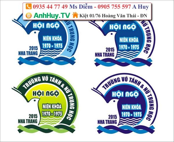 logo ép áo tại đà nẵng 0935447749 Xuân Diễm , ANHHUYTV
