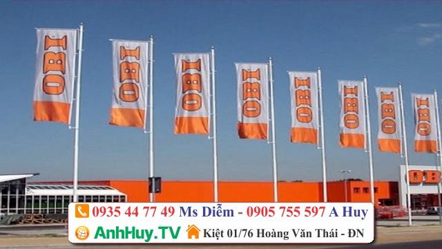 In Cờ Lưu Niệm Đà Nẵng Tại Xưởng In Anh Huy TV 0905755597 Phục vụ 247