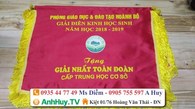 XƯỞNG IN CỜ TẠI ĐÀ NẴNG ANH HUY TV 0905755597