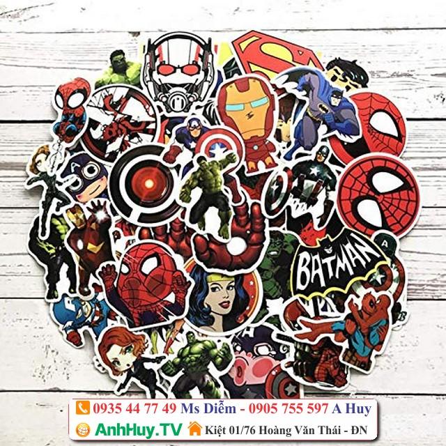 Sticker Đà Nẵng Giá Rẻ Tại Xưởng In Anh Huy TV 0935447749 Xuân Diễm | ANH HUY TV