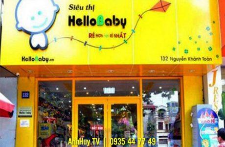 làm bảng hiệu cửa hàng shop thời trang tại Đà Nẵng 0905755597 Anh Huy