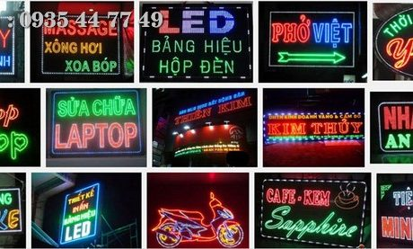 Bảng hiệu alu mica led sáng 3D Giá Rẻ Tại Đà Nẵng Quảng Cáo Liên hệ: 0706755597
