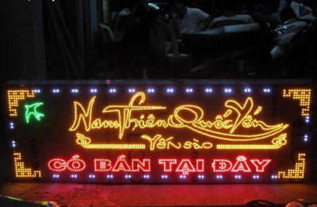 Làm Bảng Quảng Cáo Đèn Led Ma Trận Siêu Mỏng Tại Đà Nẵng 0706755597 Anh Huy TV