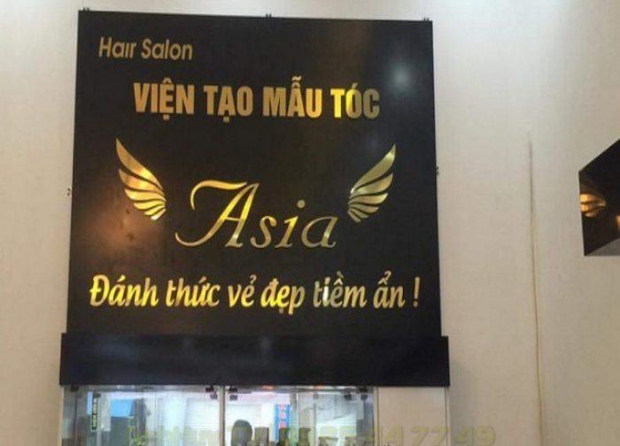 Bảng quảng cáo salon tóc tại Đà Nẵng