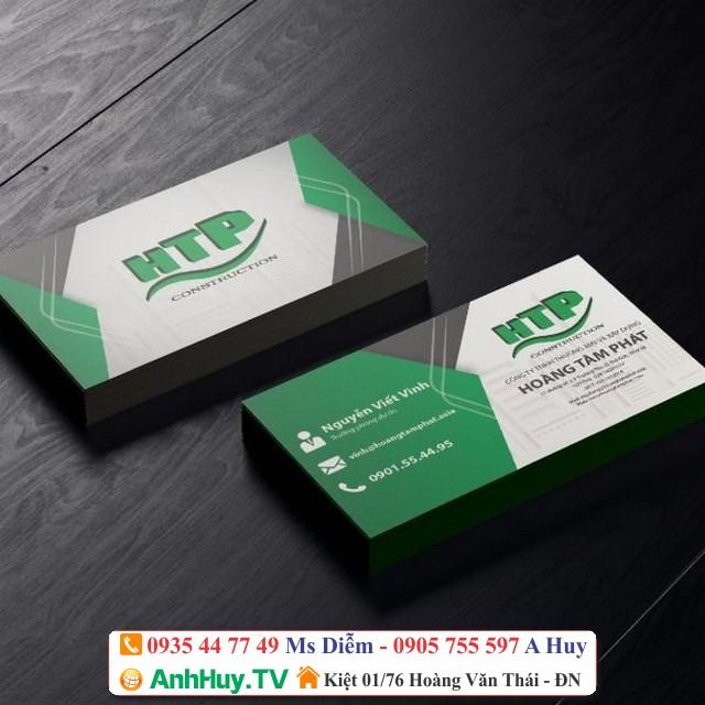 In name card visit danh thiếp lấy ngay nhanh tại Liên Chiểu