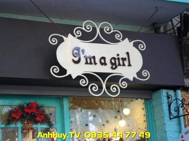Bảng hiệu makeup đẹp và thu hút khách hàng 0905755597