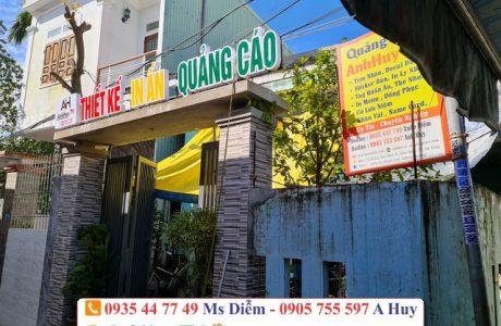 Công ty thi công biển quảng cáo tại Đà Nẵng