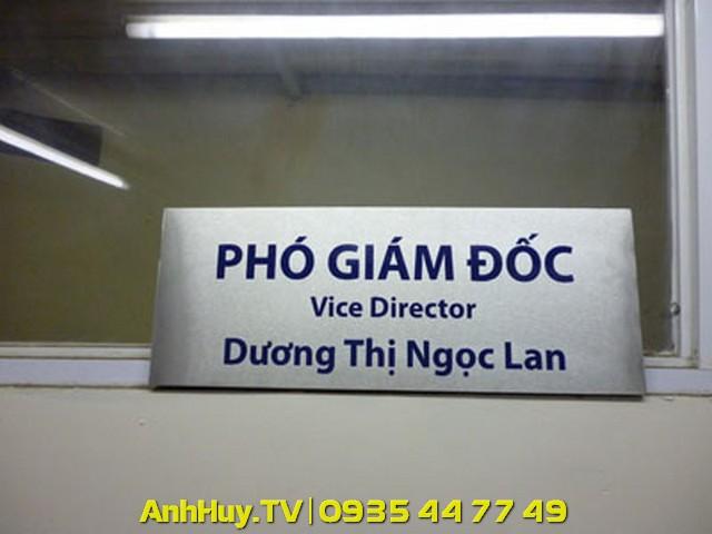 Làm bảng hiệu công ty tại Đà Nẵng giá rẻ nhanh 247