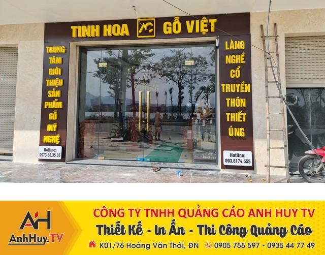 Làm bảng hiệu quảng cáo Đà Nẵng AH01