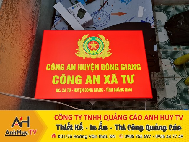 LÀM BẢNG HIỆU QUẢNG CÁO ĐÀ NẴNG 0935447749 ANH HUY TV