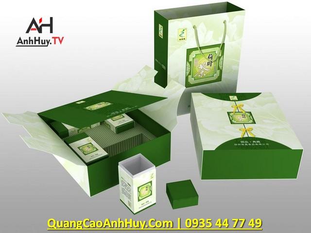 Sản xuất hộp giấy cứng đựng quà tại Đà Nẵng