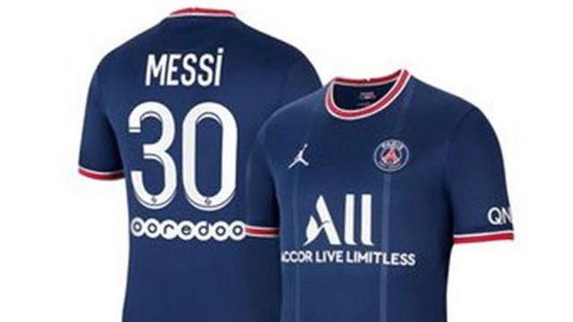 decal chuyển nhiệt ủi áo thể thao bóng đá logo PSG PARIS Messi tại Đà Nẵng
