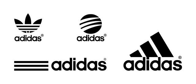 In Miếng dán nhiệt in logo Adidas thời trang